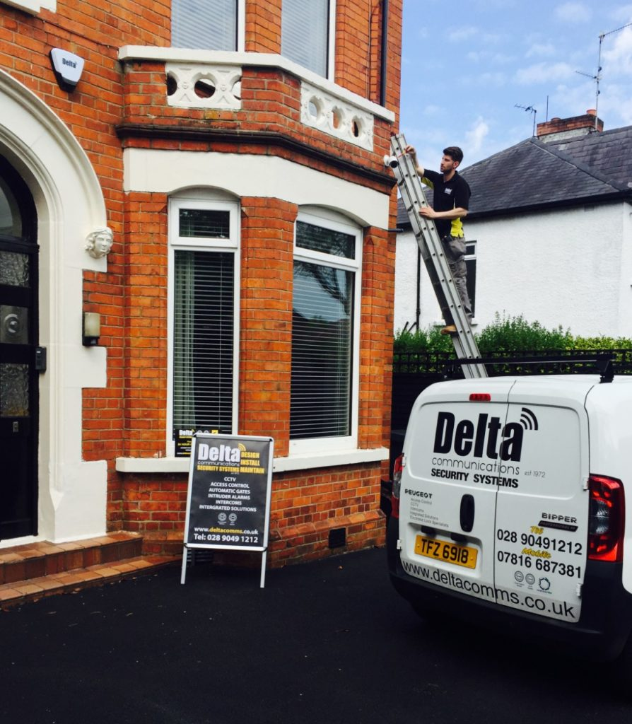 Delta Communications Security Systems Northern Ireland 02890491212