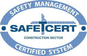 safetTcert logo